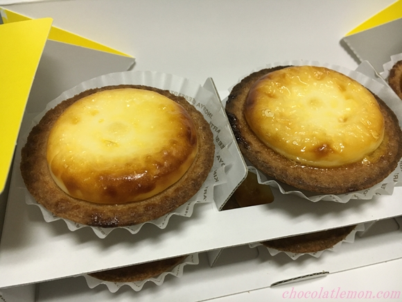 BAKE CHEESE TART3