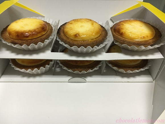 BAKE CHEESE TART2