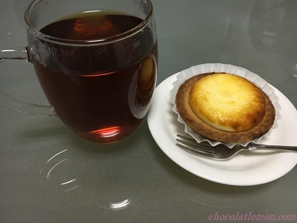 BAKE CHEESE TART4