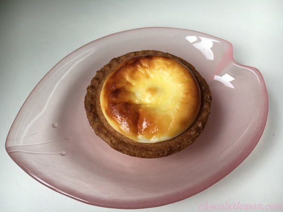BAKE CHEESE TART5