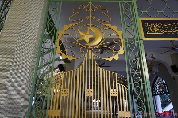 Sultan Mosque9