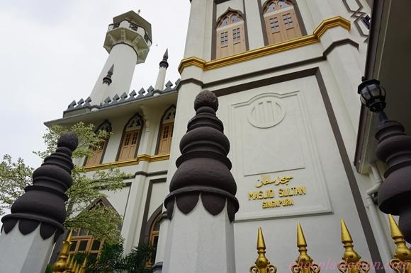 Sultan Mosque2
