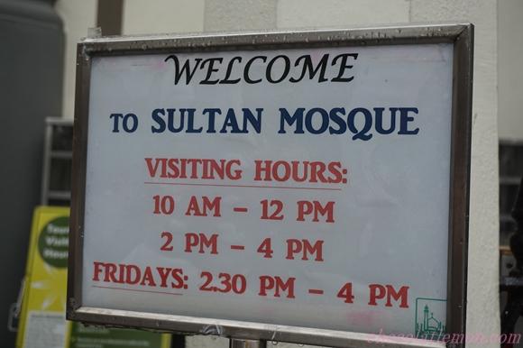 Sultan Mosque4