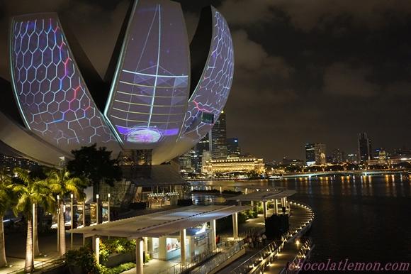 シンガポール夜景4