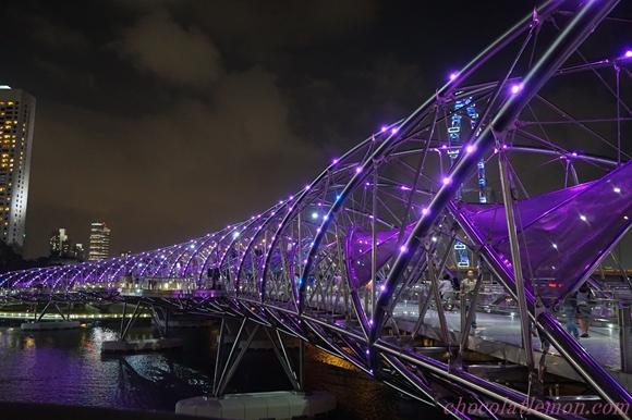 シンガポール夜景1