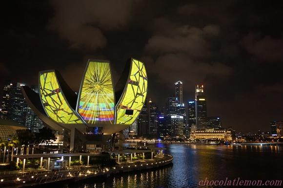 シンガポール夜景5