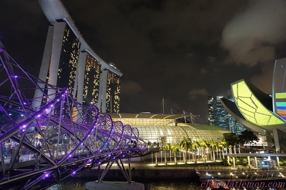 シンガポール夜景2