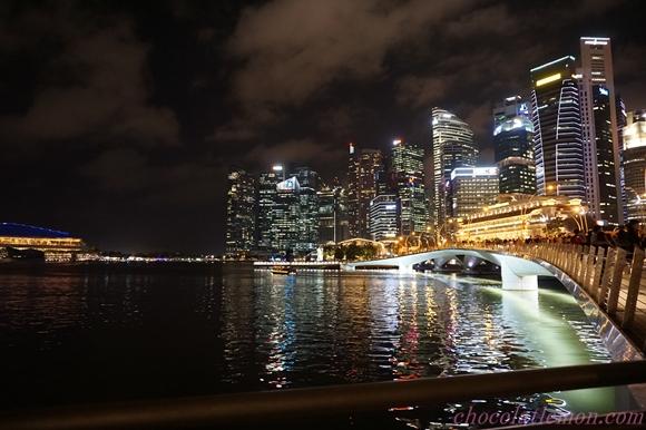 シンガポール夜景15