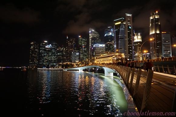 シンガポール夜景6