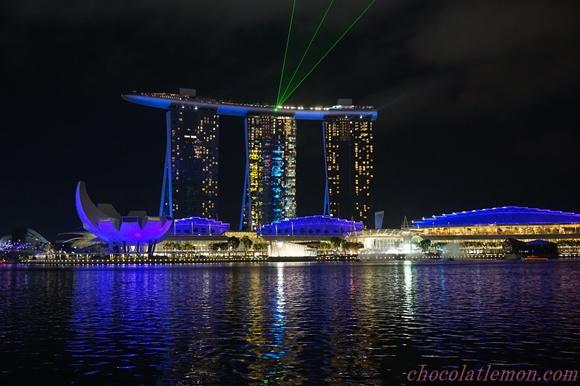 シンガポール夜景10