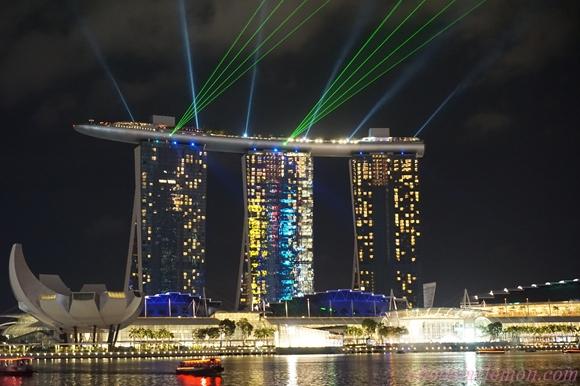 シンガポール夜景11