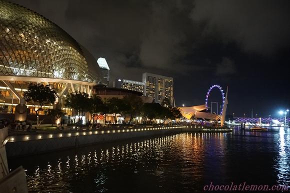 シンガポール夜景8