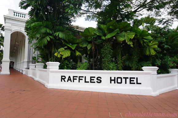 Raffles Hotel13