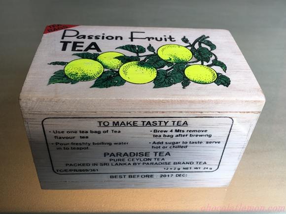 モルディブ紅茶