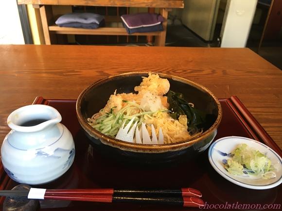 蒲田の蕎麦屋9