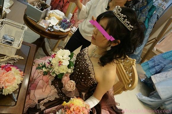 お姫様体験20