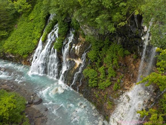 白髭の滝9