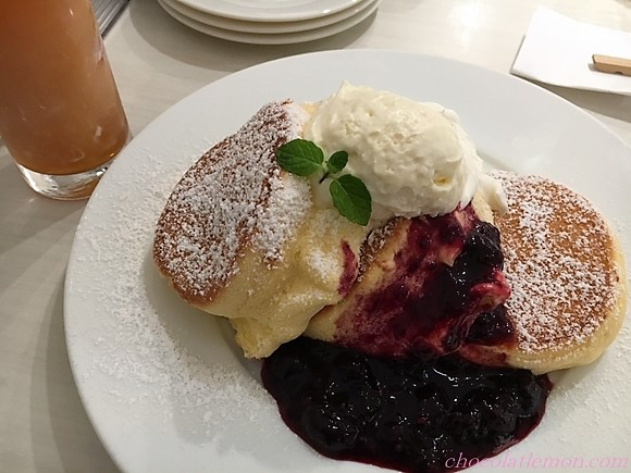 幸せのパンケーキ1