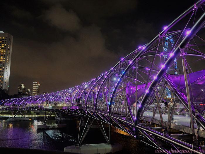紫ブリッジ