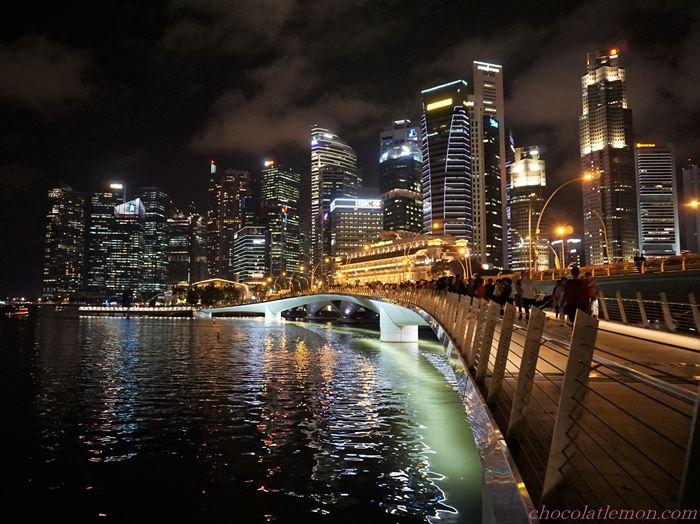 シンガポールブリッジ