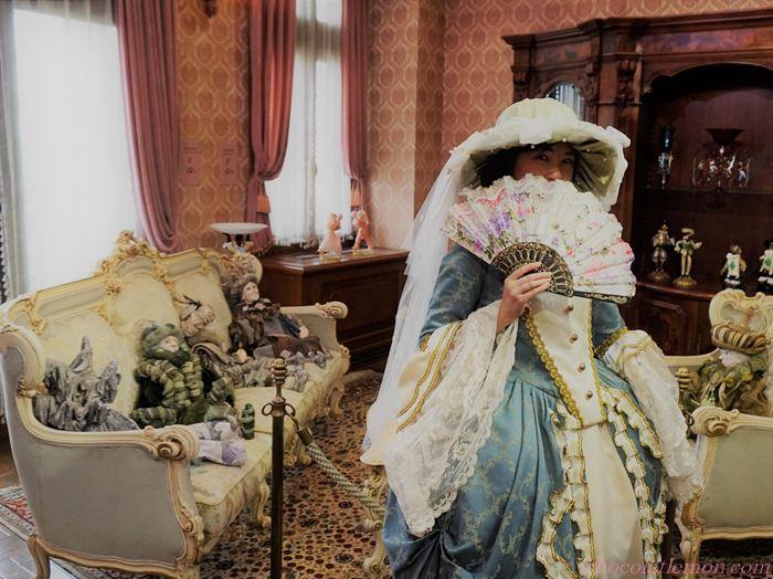 ベネチア衣装1