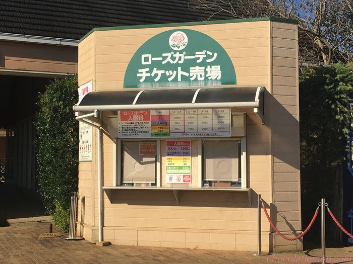 京成バラ園5