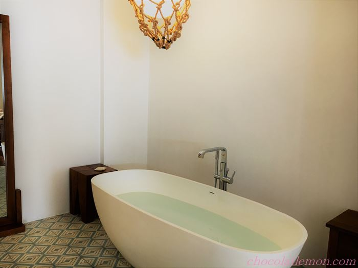 オーシャンラグーンハウス風呂